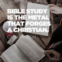 Metal that Forges a Christian (Spurgeon)