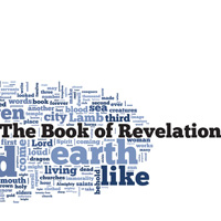 The Book of Revelation - Word Cloud
